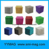 Hot Sals Magnetic Toy 5mm Neodymium Magnet Sphere Magnetic Balls