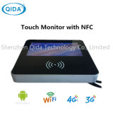 Industrial Rugged IP65 Tablet with WiFi, 4G, Bluetooth, GPS, Fingerprint and RFID