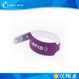 Custom Waterproof Security Hospital RFID Wristband NFC