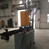 Zipper Automatic Open Closed End Injection Molding Machine