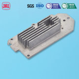 Die Casting ADC 12 Aluminum Cavity Used for Communication Termination