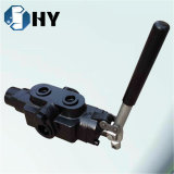 1 Lever Hydraulic Reset Valve 60L for Wood Cutting Machine