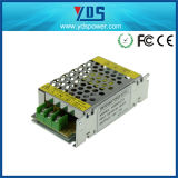 12V 6A Metal Case Power Supply LED/CCTV