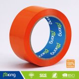 Single Sided Orange Adhesive Colored Packing Tape