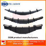 Hot Sale European Car Parts Heavy Truck Leaf Springs