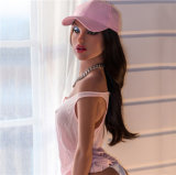 155cm a-Cup Small Breast Adult Sex Doll with Stand Foot