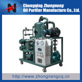 High Effect Vacuum Insulation Oil Purification, Transformer Oil Filtration Machine