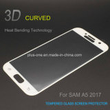 3D Curved Mobile Phone Screen Protector Nano Coating for Samsung Galaxy A5 2017