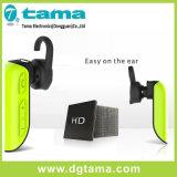 Mini Snapshot Single Use Bluetooth Headset Four Colors for Choice