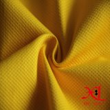 Pure Color Spandex Cotton Fabric for Garment/Apparel