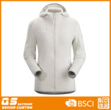 Women′s Flatfleece Customed Fashion Jacket