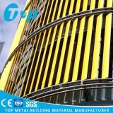 Aluminum Shutters Sun Louver Blades Shades Extruded Louver Shutters