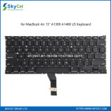 "Keyboard Replacement for MacBook Air 13"" A1369 A1466 Small Enter Us"