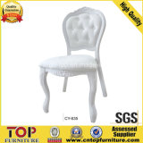 Wholesale New Aluminium White Wedding Chair for Wedding (CY-635)