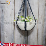Hot Sales Macrame Flower Pot Hanger Craft