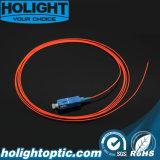 Sc Sm 0.9mm Fiber Optic Pigtail