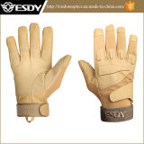 3 Colors Tactical Outdoor Full Finger Cycling Shooting Gloves