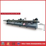 Factory Direct Exercise Book Making Machinery for Gluing Back Binding