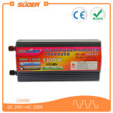 Suoer 1300W DC 12V to AC 220V Solar Power Inverter with USB Interface (MDA-1300B)