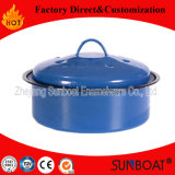 Enamel Kitchen Appliance Stock Pot / Kitchenware /Enamel Steamer