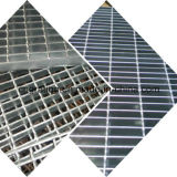 Stainless Steel Welded Rectangular Grate Panels with High Quality