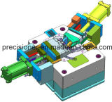High Pressure Die Casting Mold for Aluminum Crankcase/G