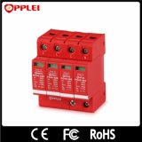 AC DIN Rail 3p 40ka 385V Low Voltage Surge Arrester