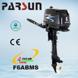 F6ABMS, 6HP 4-Stroke, Tiller Control, Manual Starts and Short Shaft Outboard Motor