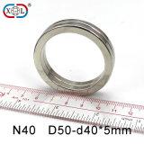 N40 Ring Permanent NdFeB Magnet