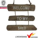 Handmade Farm Vintage Wooden Decorative Hanging Sign