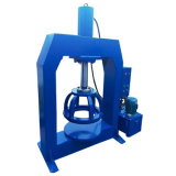 Long Life Tp120 Hydraulic Solid Tyre Press Machine
