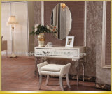 Italian Furniture Dressing Table with Stool for Bed Room