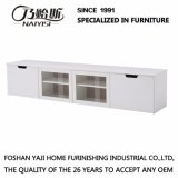 2017 High Quality Fashion Design Wooden TV Stand (TS-9)