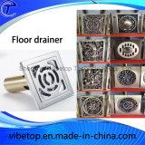 Kitchen Bathroom Accessories Stainless Steel Floor Drain
