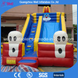 Rabbit Kids Party Inflatable Slide Inflatable Games
