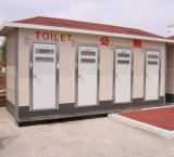Luxury AC Mobile Toilet Van, Temp Toilets
