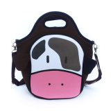 Hotsales Lovely Cartoon Insulted Neoprene Children Lunch Bag