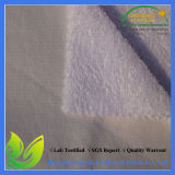 Stretchy TPU Coated High Density White Cotton Fabric
