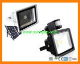 LED Flood Light with PIR Security Sensor