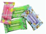 Lady′s Cosmetic Makeup Removal Cleaning Wet Wipes