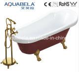 Acrylic Classic Clawfoot Hot Bath (JL622)