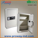 Digital Electronic Concealed in Wall Safe Size 400X100X560mm