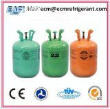 Hcfc Chlorodifluoromethane R22 Gas Refrigerant Also Supply R134A R404A R407c R410A etc. Air Consitioner Gas