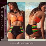 High Quality Sexy Ladies Fashion Swimwear Bikini Bathing Suit (41310-1)