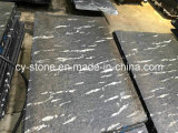 Chinese Snow Grey/Black/Jet Mist Granite for Floor/Wall/Stair/Step/Paver/Kerbstone/Landscape/Palisade/Countertop