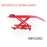 Professional 800lbs Motorcycle Lifting Device Pneumatic Optional
