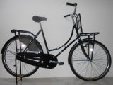 28′′ City Bicycle with Dynamo-Powered Light (AOKCB001)