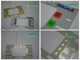 Metal Domes Membrane Keypad Switch Graphic Ovelay Panel