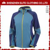 China Custom Outdoor Polyester Softshell Jacket