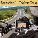 2016 Top Sale Motorcycle/Car Truck GPS Navigation with Customized Logo Design